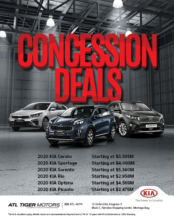 KIA CONCESSION-